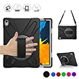 Best Ipad Cases Ruggeds - BRAECN iPad Pro 11 Case 2018, Heavy Duty Review