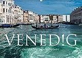 Venedig - Zauber der Lagunenstadt (Wandkalender 2019 DIN A2 quer): 13 stimmungsvolle Venedig-Fotografien von Olaf Bruhn. (Monatskalender, 14 Seiten ) (CALVENDO Orte)