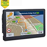 7 inch 8GB Navigation System for Cars, Car GPS Spoken Turn- to-turn Vehicle