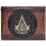 Cartera de Assassins Creed Distribuir Jacob en relieve marrón