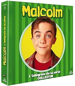 Coffret Intégral Malcolm - saisons 1 à 7 - packaging édition limitée
