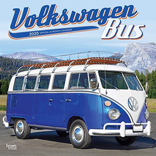 Volkswagen Bus 2020 Calendar par Browntrout Publishers, Inc