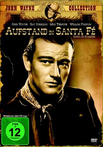 John Wayne Collection - Aufstand in Santa Fe