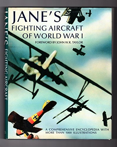 Jane's Fighting Aircraft of World War I by C. G. Grey (Editor) (1-Apr-1990) Hardcover