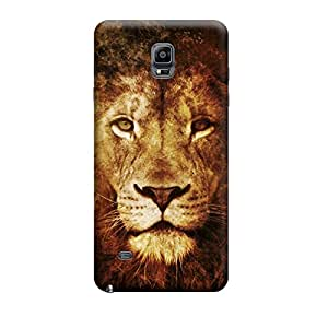 CaseLite Premium Printed Mobile Back Case Cover With Full protection For Samsung Note 4 (Designer Case)