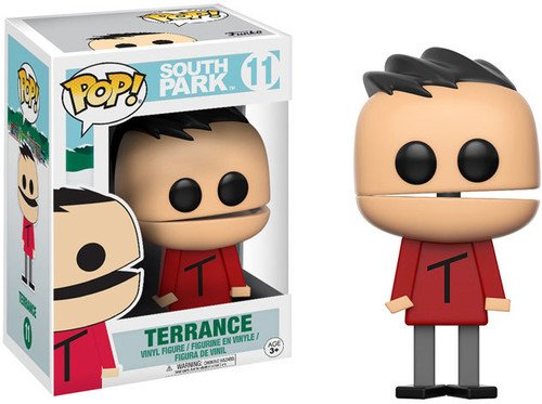 South Park Figura de Vinilo Terrance (Funko 13275)