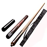 #8: 147 COMBO (BLP cue with extension and black quater cue cover)