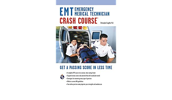 Buy emt emergency medical technician crash course emt test buy emt emergency medical technician crash course emt test preparation book online at low prices in india emt emergency medical technician crash course fandeluxe Images