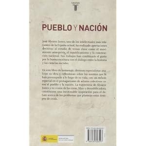 Pueblo y nación. Homenaje a José Álvarez Junco (HISTORIA)