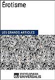 Érotisme (French Edition)