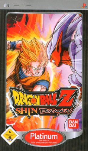 Dragonball Z: Shin Budokai [Platinum] (Dragon Z Psp Ball)