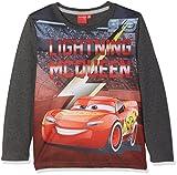 Disney Jungen T-Shirt 161152, dunkelgrau, (Hersteller Größe: 4 Jahres)