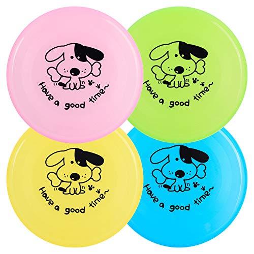 Markcur Hundefrisbee Dog Frisbee Hundespielzeug Wasser… | 00725460914093