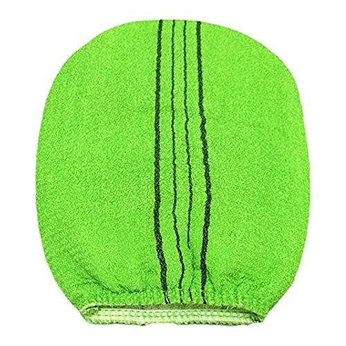 Peeling Körper Handtuch (Koreanisches Peeling-Bad Waschlappen Körper Dusche Haut Handtuch Badhandschuhe Nützlich und praktischCarry Stone)