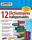 12 Dictionnaires indispensables (+ les jeux)  Bild