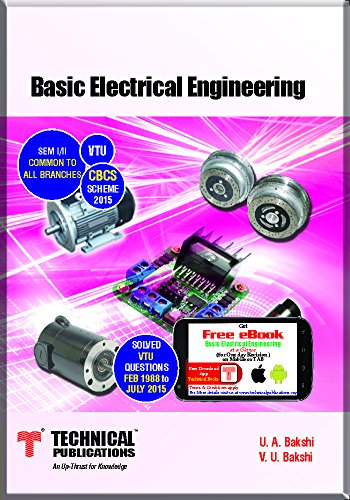Basic Electrical Engineering for VTU (I/II-COMMON-2015 course)