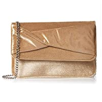 Trendyol Flap Bag For Women - Gold