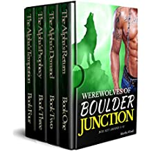 Werewolves of Boulder Junction Box Set: (Books 1-4)