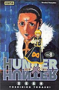 Hunter X Hunter Edition simple Tome 8