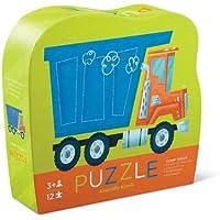 Mini Shaped Puzzle/Dump Truck