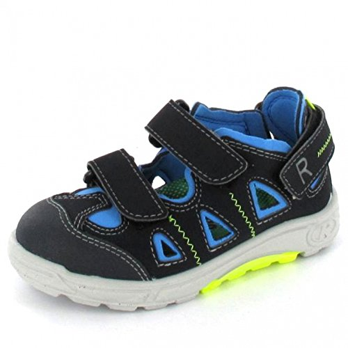 Ricosta Velcro Chaussures Bizz, Couleur: Bleu Bleu - Bleu