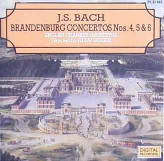 Brandenburg Concerti 4 5 6 by Eco