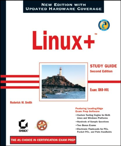 Linux+ Study Guide (Study Guides (Sybex))