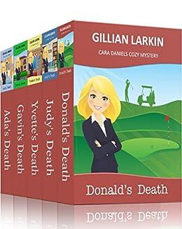 Cara Daniels - Box Set 1 by [Larkin, Gillian]