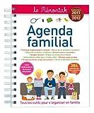 Image de Agenda familial Mémoniak 2012