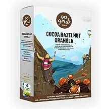 Go Grub Cocoa Hazelnut Granola (300 Grams)