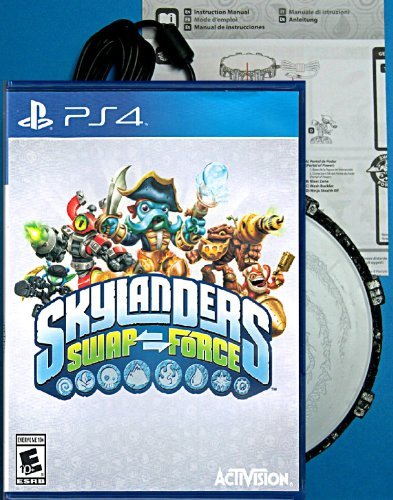 PS4 Skylanders SWAP Force (GAME AND PORTAL ONLY) by Activision