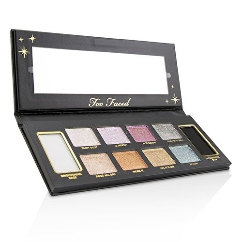 Too Faced Glitter Bomb Eyeshadow Palette Collection - Limited Edition (Limited Eye Edition Shadow Paletten)