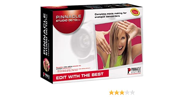 Pinnacle studio dc10 plus: amazon. Co. Uk: software.
