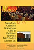 Chants de Taizé : Partitions pour guitare