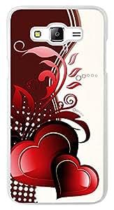Samsung J7 Back Cover, Premium Quality Designer Printed 2D Transparent Lightweight Slim Matte Finish Hard Case Back Cover for Samsung Galaxy J7 by Tamah
