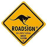 ROADSIGN australia Schild -