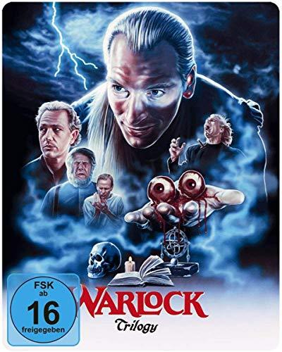 Warlock Trilogy - Limitierte Steelbook Edition - Uncut [Blu-ray]
