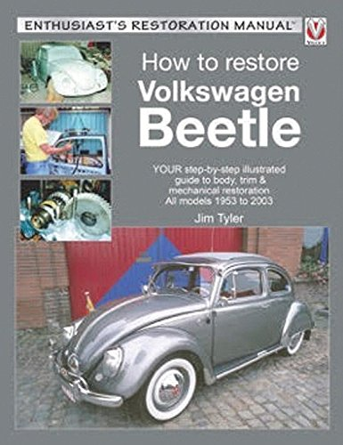 how-to-restore-volkswagen-beetle-enthusiasts-restoration-manual-series