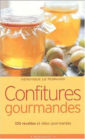 Confitures gourmandes par V. Lenormand