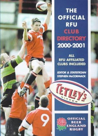 The Official RFU Club Directory 2000-2001 por Stephen McCormack