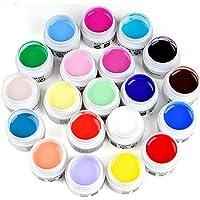 lifec tipo de 11pcs, la Reine Mix Color UV Gel Builder adhesivo acrílico gesetzt uñas
