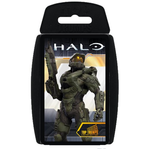Winning Moves Top Trumps 1502 - Halo Specials