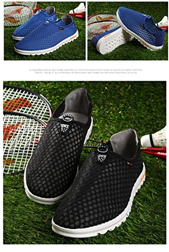 Gaorui ,  Herren Sneaker Low-Tops Dunkelblau