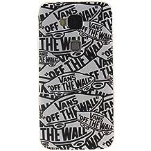 KATUMO® Funda Huawei G8 Silicona, Crystal Clear Bumper Case Cover para Huawei Ascend G8 Protectora Carcasa Dura Cubierta Funda de Piel (Anti-Golpes, Ultral Suave)-De la Pared