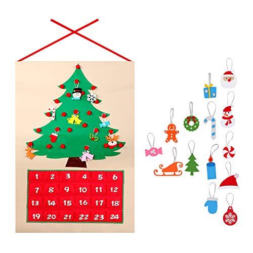 Aparty4u 3pcs Ugly maglione di Natale con bottiglia di vino, bottiglia di vino a mano maglione sacchetti per decorazioni natalizie Ugly Sweater party