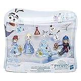 Hasbro Disney Die Eiskönigin C1921EU4 - Olaf taut auf Little Kingdom Freunde-Set, Spielset