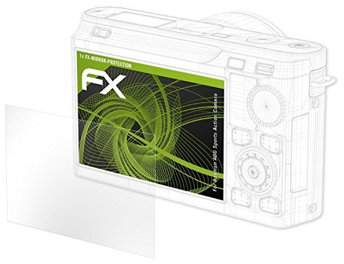Pellicola a specchio per fotocamera digitale APEMAN v-1