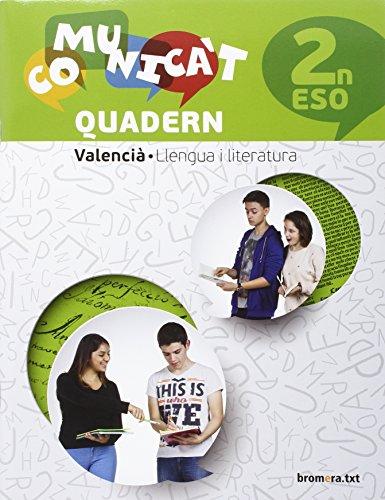 Quadern de llengua Comunica't 2 (bromera.txt) - 9788490266441
