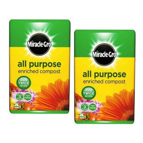 value-pack-miracle-gro-all-purpose-compost-50l-pack-of-2-save-on-postage
