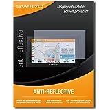 """2 x SWIDO® protecteur d'écran Garmin DriveSmart 51 LMT-S protection d'écran feuille """"AntiReflex"""" antireflets"""